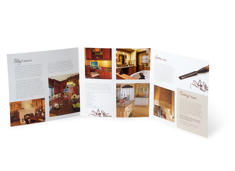 Business Brochure Graphic Design
